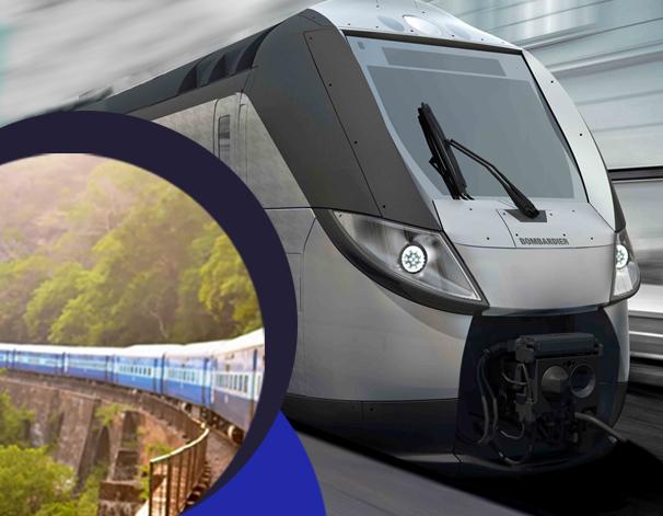 Спутниковая связь в движении; сегменты COTM; передвижная спутниковая связь; COTM для жд транспорта; спутниковый интернет в поезде